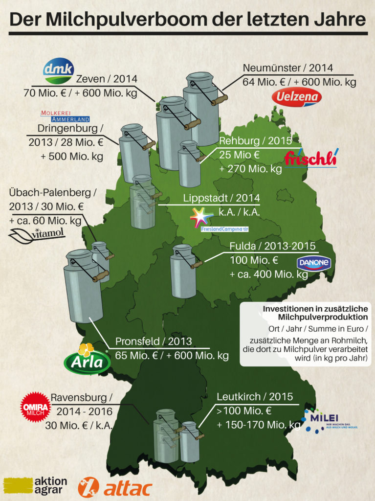Milchpulver_Deutschlandkarte
