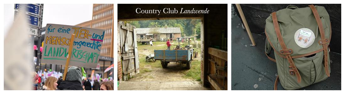 Komm in unseren Country Club Landwende!