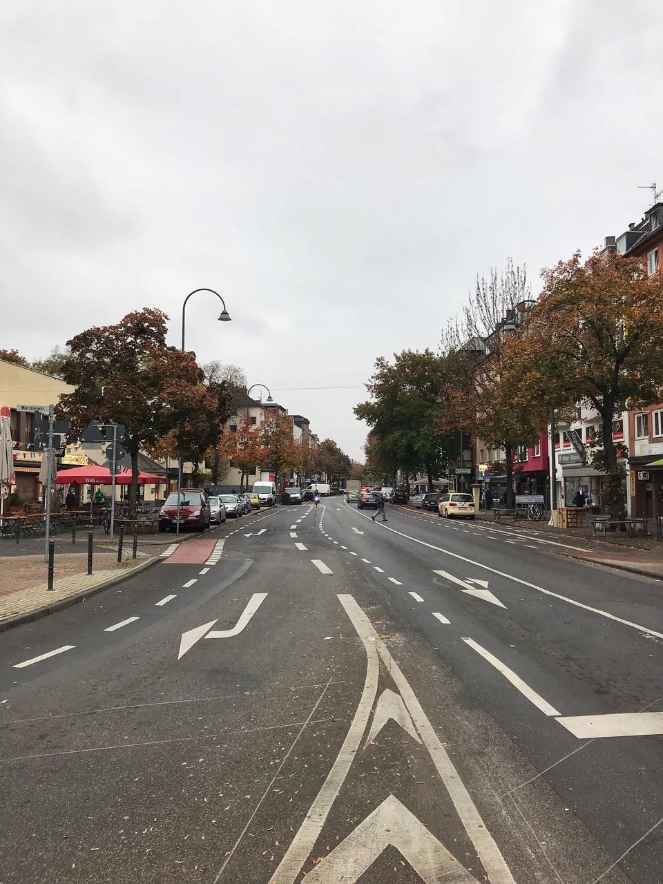 Hauptstraße Köln-Kalk