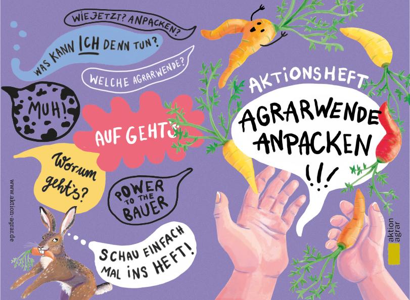Aktionsheft_Agrarwende_2020_Umschlag