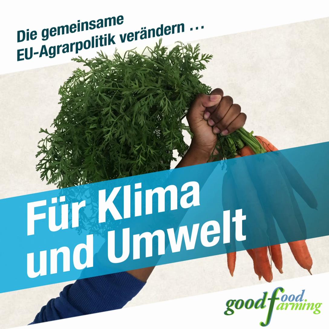 Für Klima und Umwelt